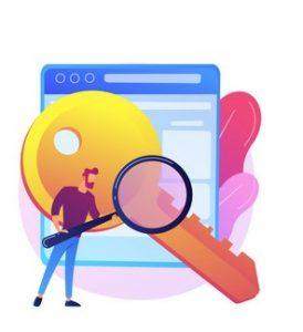 اولین ابزار جستجوی کلمه کلیدی ایراین